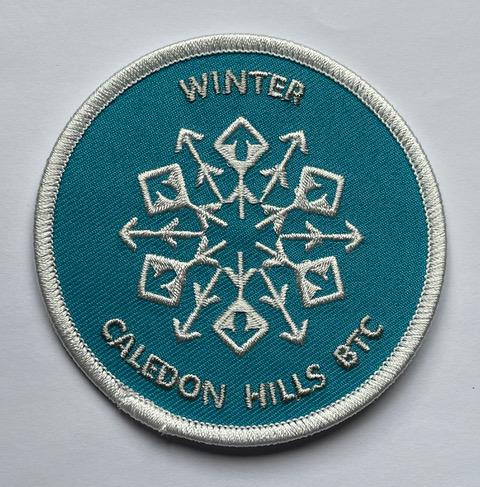 Winter 2021 Badge