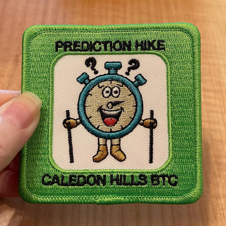 Prediction Hike Participant Badge